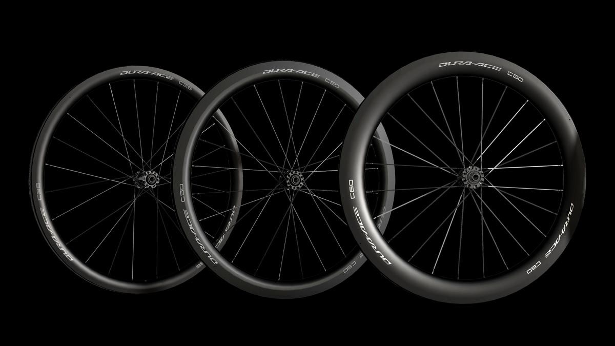New Shimano Dura-Ace Carbon road wheels use 12 speed-specific Direct Engagement freehub thumbnail