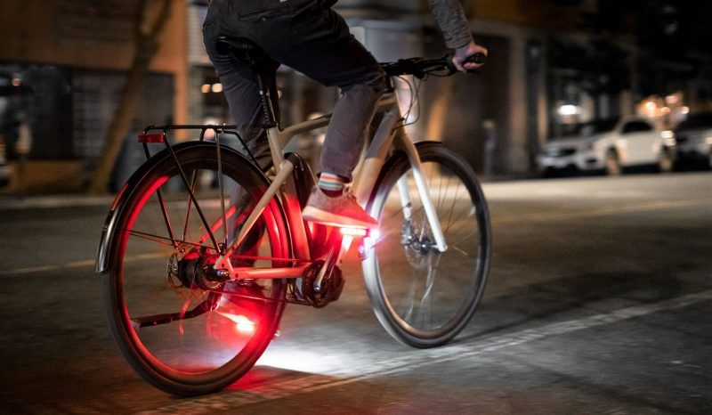 Arclight Pedals put moving bike lights under your feet thumbnail