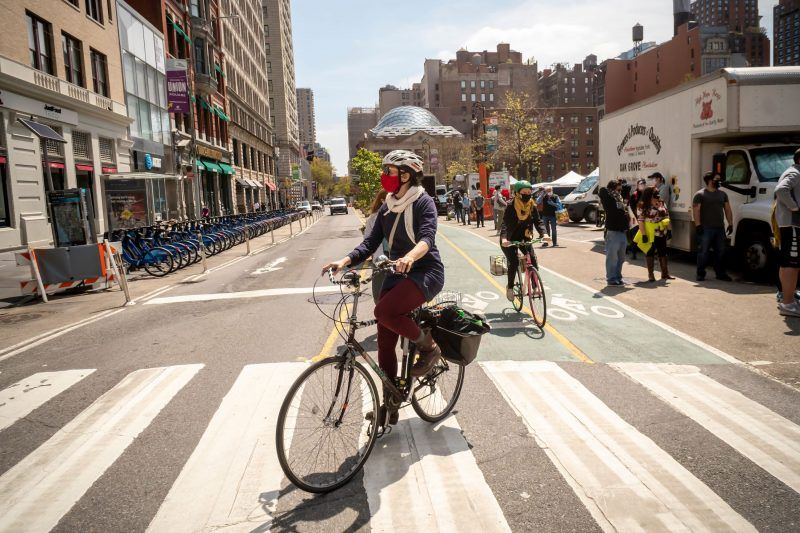 Get involved: Congress may limit bike funding in the Bipartisan Infrastructure Bill thumbnail
