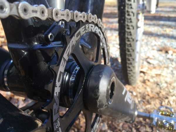 2014 Race Face Next SL cranksets with CINCH single chainring first impressions