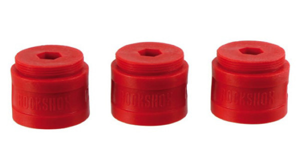 RockShox Tech Pills - Bottomless Tokens Tune the Progression of Your Pike