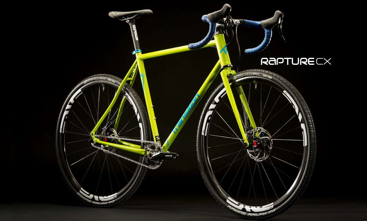 Transition Introduces the Rapture CX, Enters Cross with Versatile ED ...