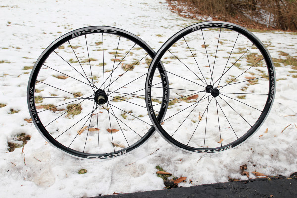 Boyd Altamont Aluminum clincher Wheels road668