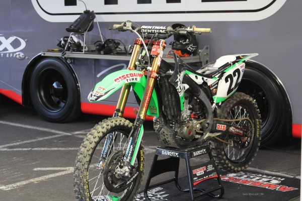 Chad Reed Race Bike and MTB (1)