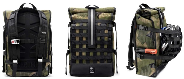 Chrome-Barrage-reflective-camouflage-backpack