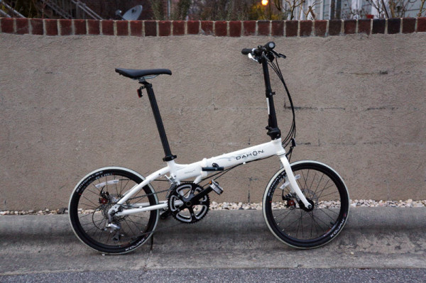 Dahon Formula S18 performance folding bicycle long term review