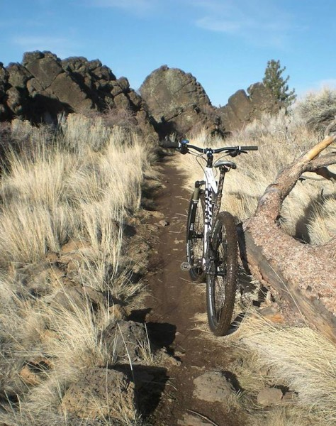 bikerumor pic of the day mtb horse butte bend oregon