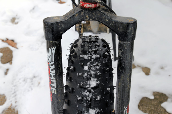 Long Term Review: White Brothers Snowpack Carbon Fatbike Fork and Paul Components WHUB Front Hub