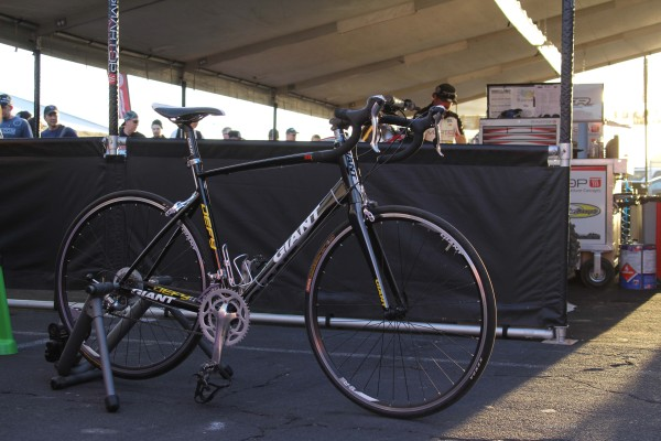 Mike Alessi 800 Road Bike and Race Bike (2)