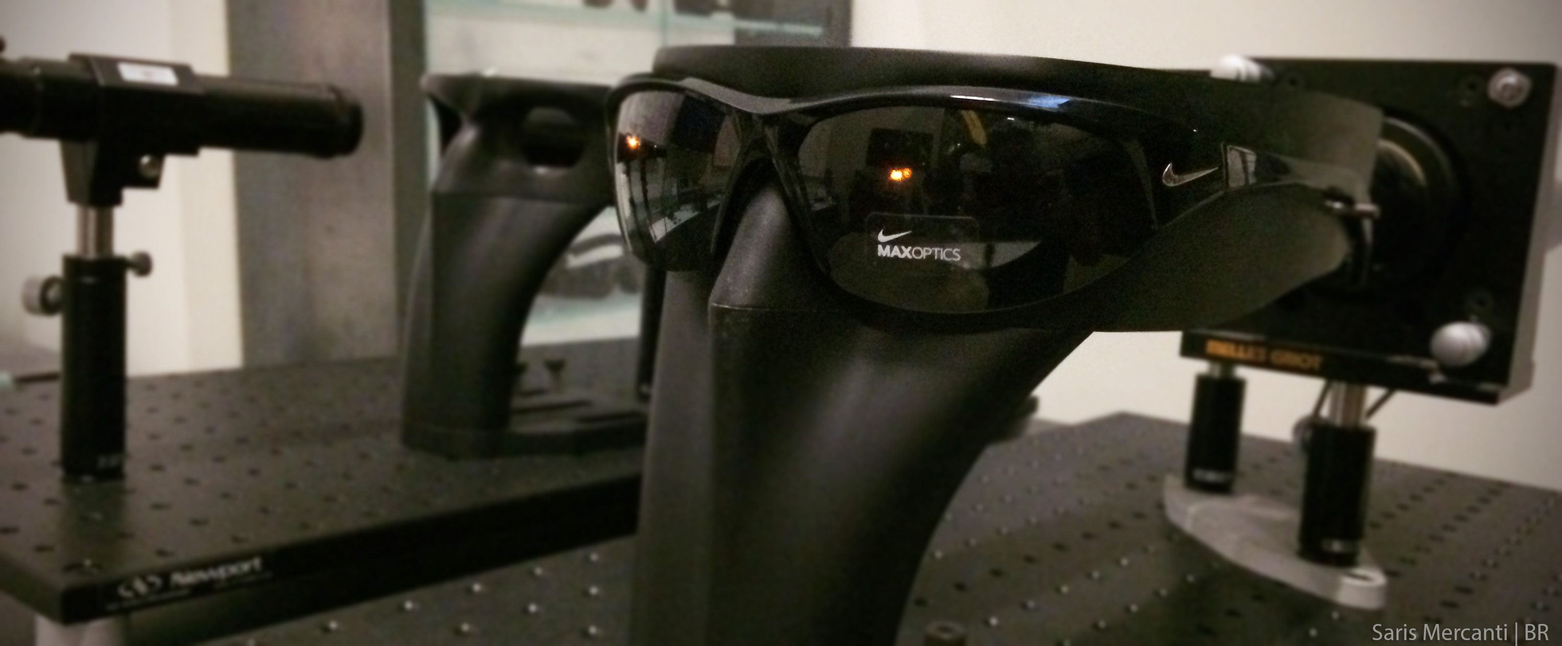 Factory Tour Oakley S Dystopian Inspired Socal