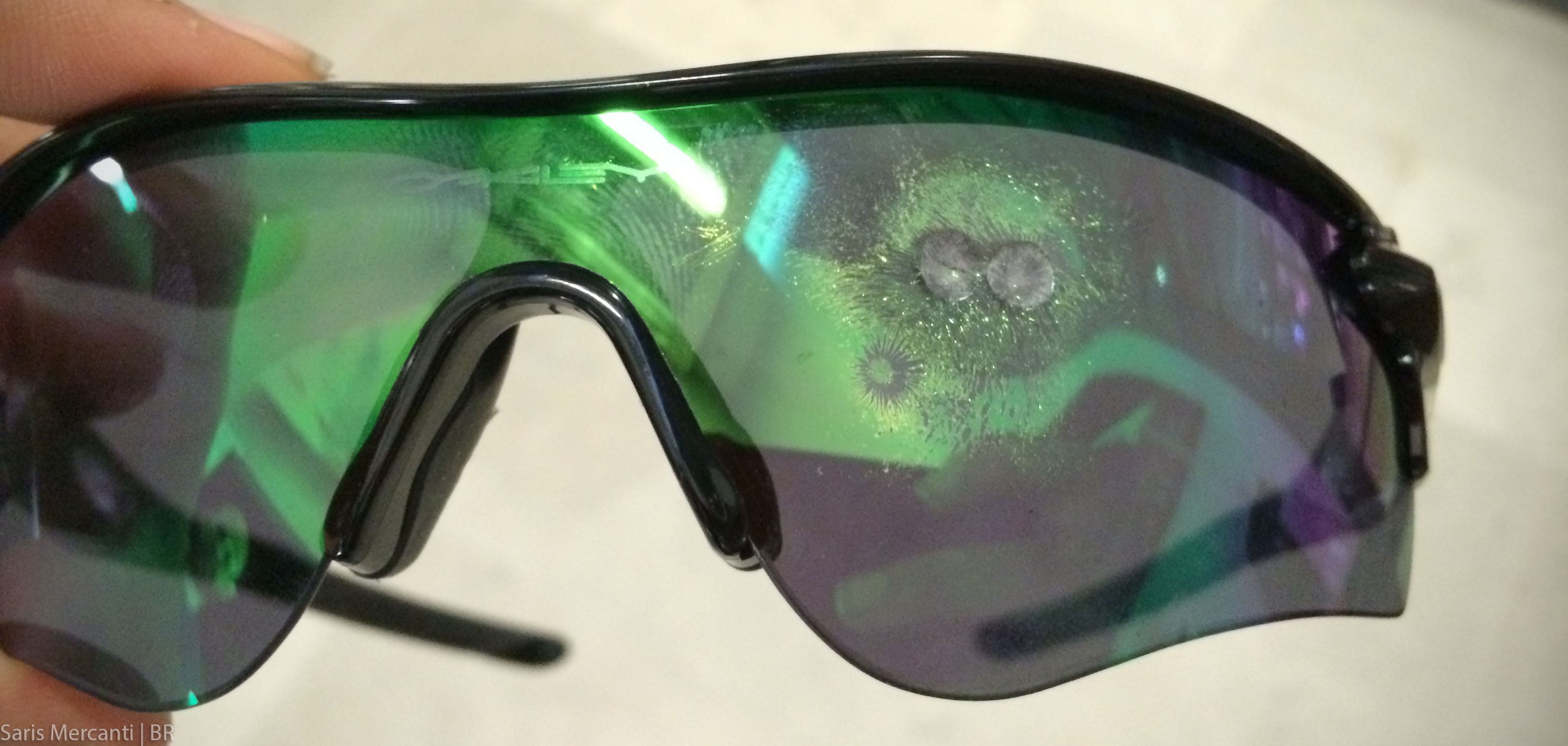 Oakley Product Testing