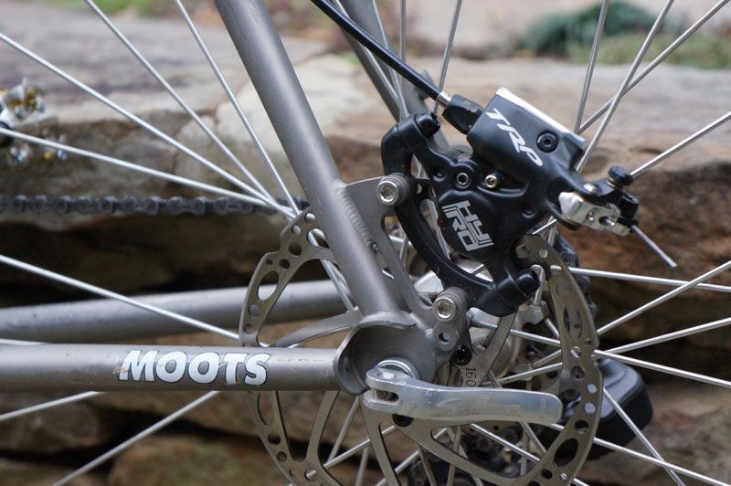 TRP HyRD hybrid mechanical-to-hydraulic brake caliper review