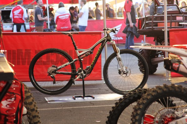 Trey Canard Race Bike and MTB BIke (2)