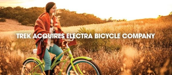 Trek Purchases Electra Bike Company