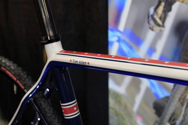 Frostbike: Foundry Adds Some Paint for 2015 Harrow, Plus Single Speed National Champ Bike