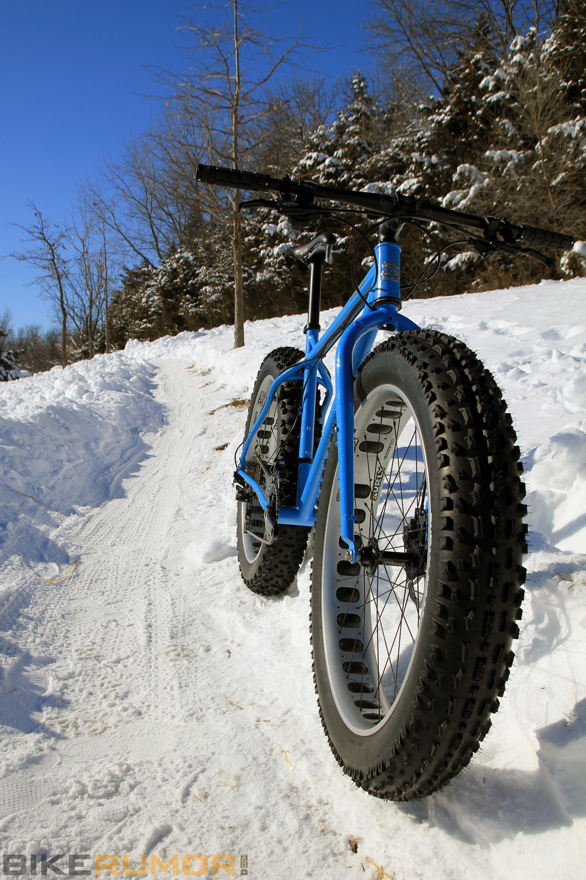 Frostbike Here Comes The Ice Cream Truck Surly S All