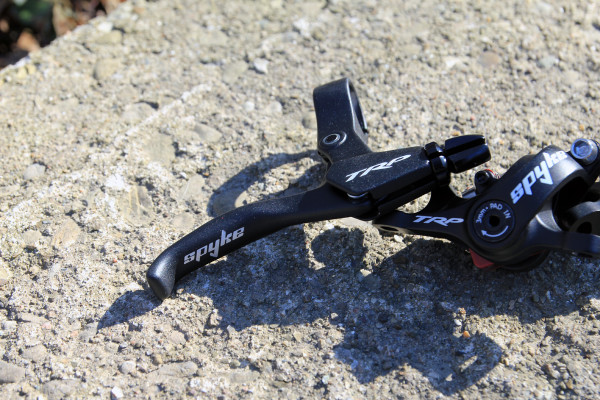 Frostbike First Look: TRP's New Spyke Mountain Mechanical Disc Brake