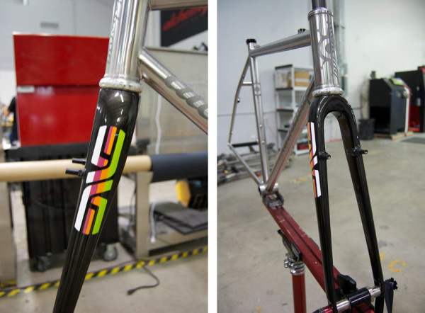 Alchemy Bicycles factory tour