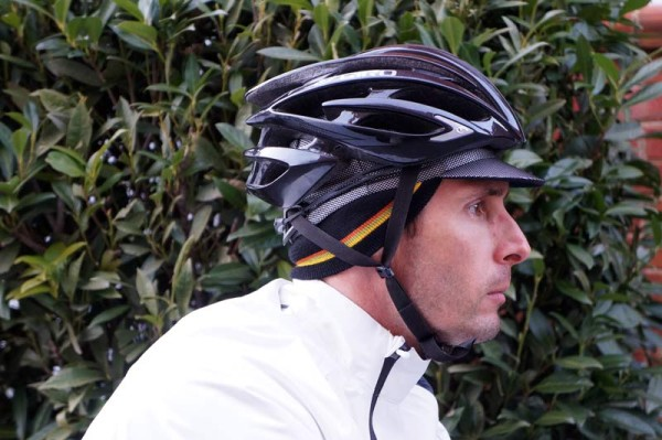 Cinelli Italo 79 WInd-Tex waterproof winter cycling cap review