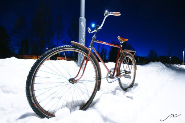 bikerumor pic of the day oulu, finland