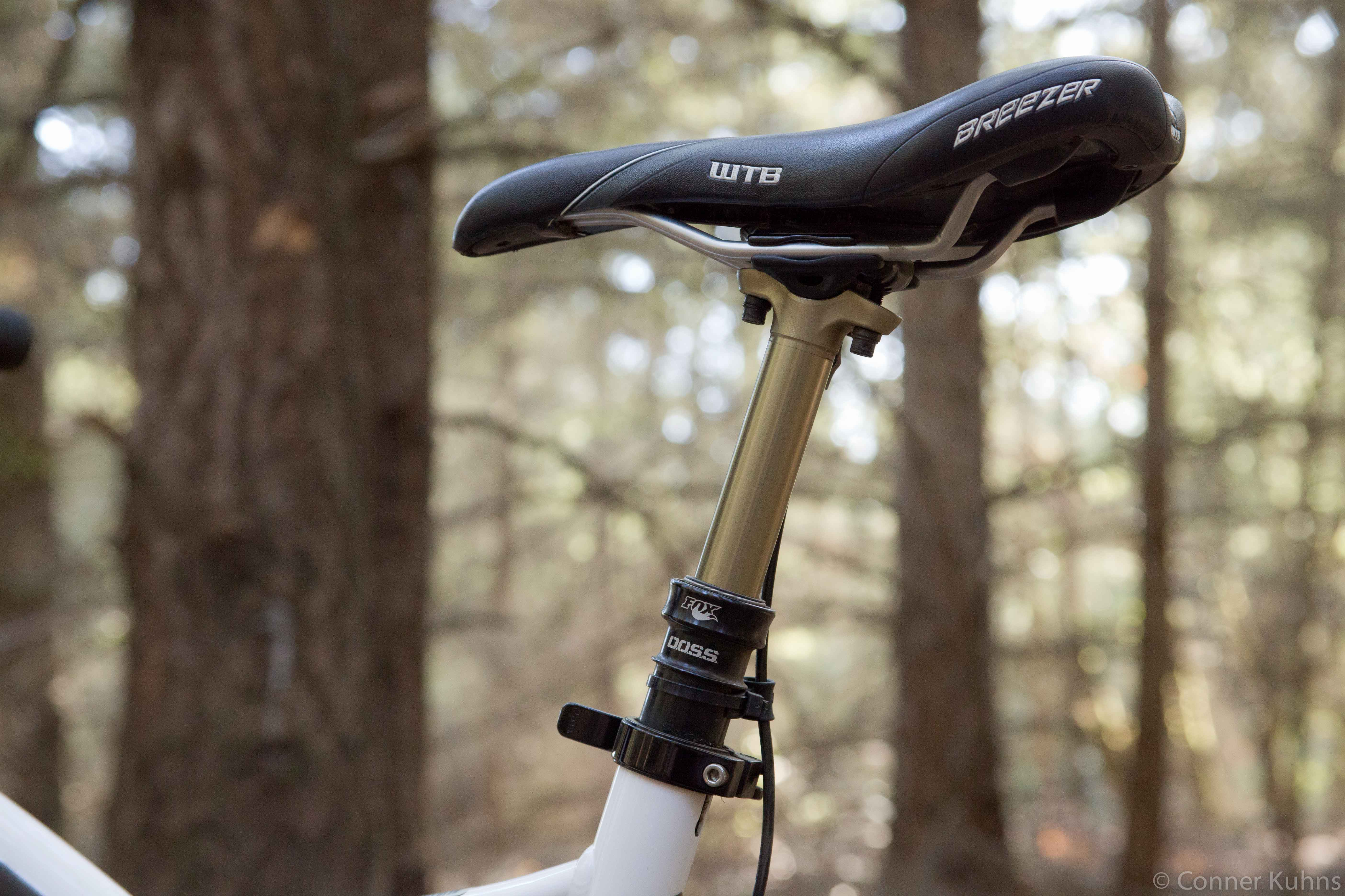 Long Term Review Fox S Ultra Smooth D O S S Dropper Post Bikerumor