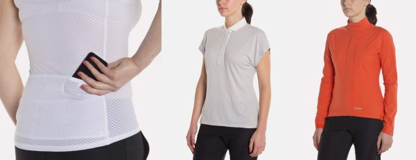 Giro New Road spring 2014 womens cycling clothing for commuting and road biking