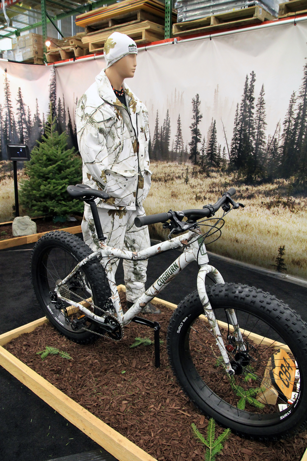Frostbike You Can T See Me Cogburn S Limited Edition