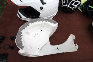 Kali helmets 2014 Shiva road helmet gloves20140130_0772