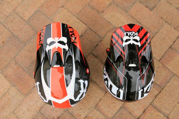 Kali helmets 2014 Shiva road helmet gloves20140130_0782