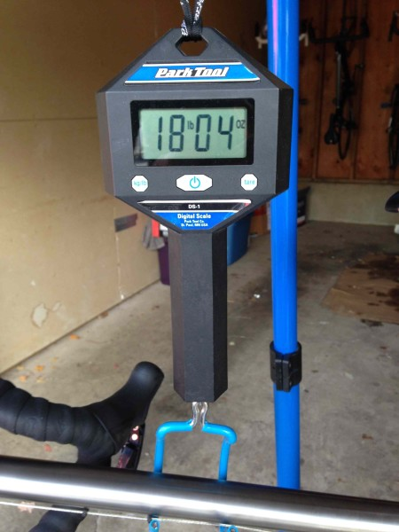 Sage Cycles Skyline Actual Weight