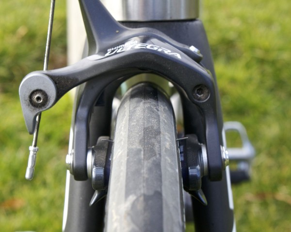 Sage Cycles Skyline Front Tire Clearence