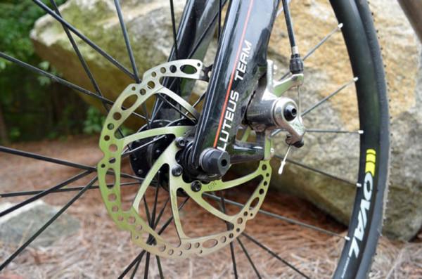 3T Luteus carbon fiber disc brake cyclocross fork long term review
