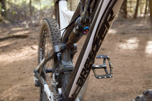Breezer Repack Downtube Cable Routing