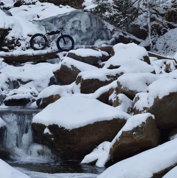bikerumor pic of the day Patapsco State Park, maryland