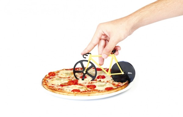 DOIY fixed gear bicycle pizza cutter
