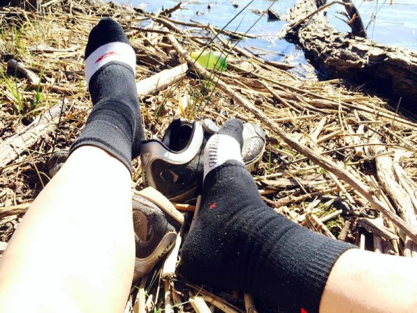 Defeet-Thermeator-winter-cycling-socks-review