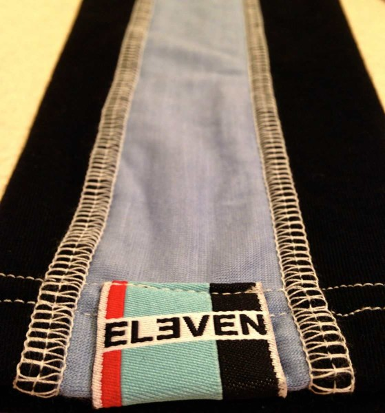 Eleven Velo Merino Arm Warmers Detail