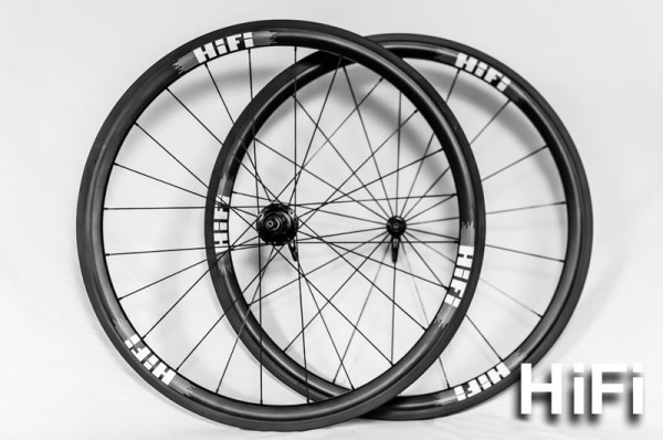 Extended Play 39mm Tubular Road Wheels