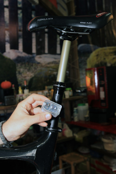 Taipei Cycle Show: KS Hints Towards The Future Of Electronic Dropper Posts