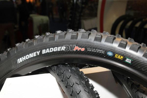 Taipei Show: Kenda Cashes in on Fatbikes, 650b DH, and More