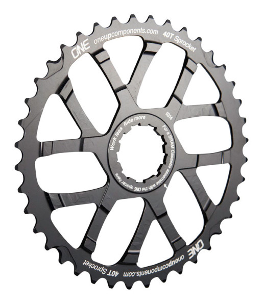 OneUp Components 40tooth replacement cog for mountain bike cassettes