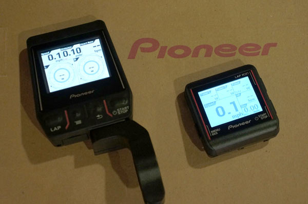 Pioneer Cycling Power Meter and Cyclosphere tech overview and first impressions