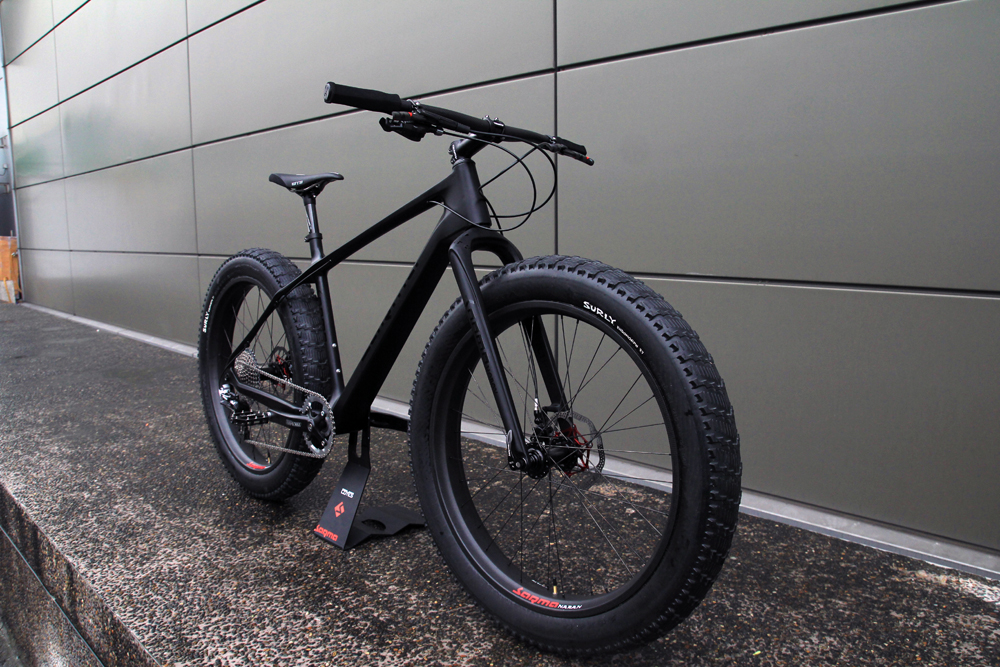 Taipei Show First Look: Sarma Introduces first 100mm Carbon Fat bike ...