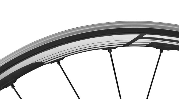 Shimano WH-RX830 road bike disc brake wheels