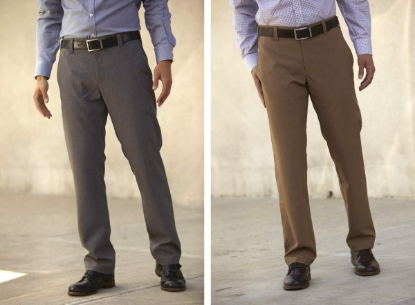 bluff works bicycle to work pants for office work travel and play