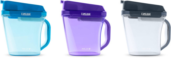 camelbak relay filter pitcher for quick easy water filtering