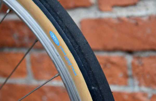 Compass Tech 700c and 650b performance gravel and touring bicycle tires
