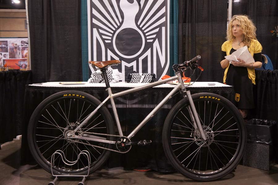 Nahbs 2014 Demon Vs Ogre Monster Cycles From Abroad
