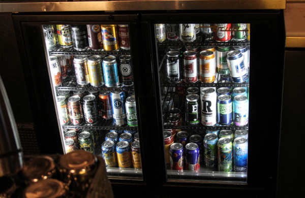 Straight up nothing but Colorado brewed flavors are within these aluminum walls.