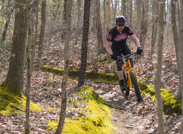 After a long, snowy winter, I took advantage of a brief spell of warm, sunny 65º weather on my 9:Zero:7, in the sandy pines at Allaire State Forest, NJ. Photos by Kevin Link,